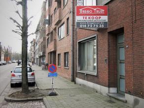 Knappe sfeervolle deels gerenoveerde woning binnen de ring van Turnhout met een grote zonnige tuin en mogelijkheid tot achtergelegen garagebox bij te