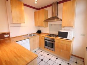 Quartier Ambiorix - Lumineux appartement de +/- 95m² - Spacieux séjour de +/- 35m² avec cuisine ouverte full équipée +