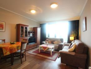 Face au Jardin Botanique, superbe appartement entièrement meublé et équipé de +/- 65 m² situé au 1er ét