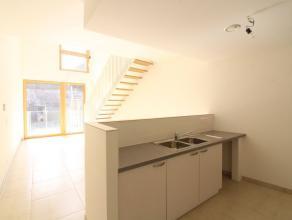 A proximité de la rue Antoine Dansaert - Magnifique duplex de type passif de +/- 95 m² avec balcon de +/- 6 m² + Terrasse   - Compos&