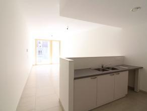 A proximité de la rue Antoine Dansaert - Magnifique appartement de type passif de +/- 73 m² avec balcon de +/- 6 m² - Composé