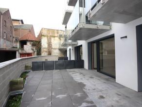 A proximité de la rue Antoine Dansaert - Magnifique appartement de type passif de +/- 100 m² avec terrasse de +/-34 m² - Compos&eacut