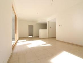 A proximité de la rue Antoine Dansaert - Magnifique appartement de type passif de +/- 65 m² avec terrasse de +/- 17 m² - Compos&eacut