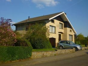 TERVUREN - REEBOKLAAN : quartier résidentiel (expat. & fonctionnaires europ.), prox. BRITISH SCHOOL. Villa (4 ch.), sur terrain de 5a 38ca.