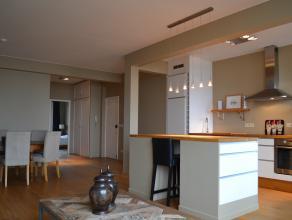 Dit appartement met open keuken werd met liefde gerenoveerd. U heeft vanop de 9de verdieping een weids zicht. U treft om de hoek het Prins Albertpark