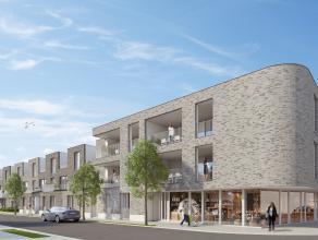 """Dit nieuwbouwappartement in """"Residentie Velodroom""""  is gelegen in hartje Beveren, vlakbij de Sporzone, in de rustige straat """"De Meerminnendam"""" en op w"""