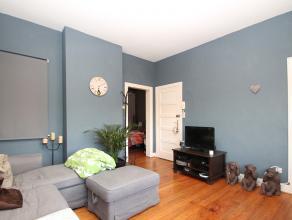 Appartement met één slaapkamer te Berchem. <br /> <br /> Dit appartement op de tweede verdieping omvat een leefruimte, keuken, badkamer