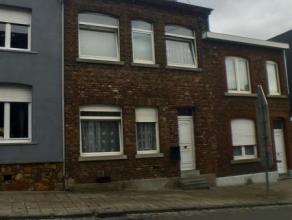 GRACE HOLLOGNE: Venez découvrir cette maison biens située qui bénéficie d'un beau potentiel aménageable dès