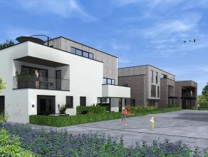 Prachtig dakappartement met 3 slaapkamers gelegen in Residentie Vilago in het centrum van Kessel. Indeling: inkomhal met gastentoilet, ruime leefruimt