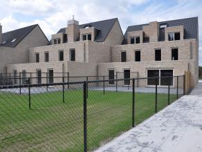Mooie nieuwbouwappartementen met zeer ruime terras en/of tuin, ideaal gelegen nabij centrum, openbaar vervoer en winkels.Het totale project vormt een