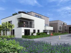 Mooi nieuwbouwappartement in het centrum van Kessel, gelegen in blok 2 van residentie 'Vilago'.Dit appartement op de eerste verdieping omvat een inkom