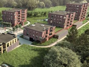 Mooi nieuwbouwappartement gelegen aan de oevers van de Nete.Het appartement omvat een ruime living, ingerichte keuken en badkamer, afzonderlijk toilet