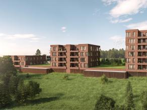 """Mooi 1-slaapkamer appartement in residentie """"De Boterton""""Nieuwbouwproject """"De Boterton"""" is gelegen binnen de grote ring van Lier, aan de oevers van de"""