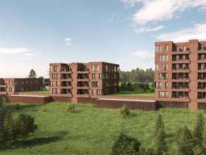 """Prachtig nieuwbouwappartement in residentie """"De Boterton""""Het appartementomvat een ruime woonkamer met volledig geïnstalleerde keuken en badkamer,"""