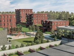 Prachtig nieuwbouwappartement gelegen aan de Nete-over.Het appartement omvat een ruime living, ingerichte keuken en badkamer, afzonderlijk toilet, was