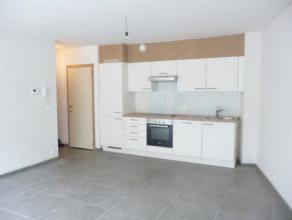 Idéalement situé dans le centre de Mons (proximité gare, universités et commerces), Appartement neuf au 1er étage (