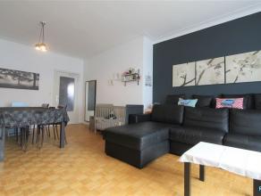 Zeer gunstig gelegen 1 slpk appartement met tuin en autostaanplaats. Dit appartement bevindt zicht op een toplocatie nabij park den Brandt en op wande