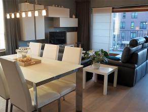 MOOI gelegen appartement (96m²) op de 2de verdieping met 2 slaapkamers met ZONNIG terras ( 15m²) op rustige ligging aan de Damse Vaart te Br