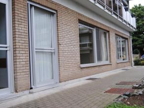 Heel knus appartement op gelijkvloers in een rustige doodlopende straat in stadsrand Dendermonde. Ruime living met veel lichtinval, keuken, appart toi