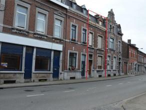 4040 Herstal - Rue du Grand Puits, 16. Maison de style, rénovée. Spacieuse et luminuese, cette maison 3 chambres avec jardin est id&eacu