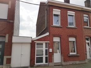 4040 Herstal. Rue André Fivé 50. Maison 3 Façades entièrement rénovée, située dans une rue calme. Cet
