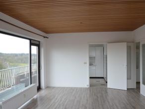 Appartement 2 chambres avec jolie vue, d'une superficie d'environ 100 m². Situé au 7ème étage de la résidence l'Armil
