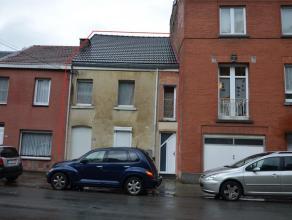 4100 Seraing - Rue André Renard, 367. Maison 2 Chambres (possibilité 3), rénovée avec goût, située dans un en