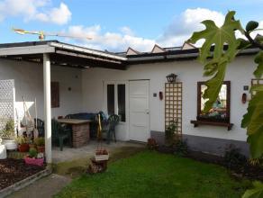 4040 Herstal - Rue André Deprez, 34. Maison 3 façades, avec garage, dépendances et petit jardin. Composée au Rdc : d'un ha