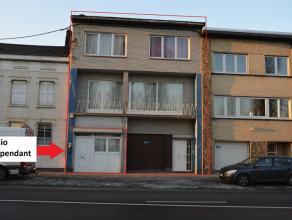 4040 Herstal - Boulevard Ernest Solvay, 11. Spacieuse Maison bel-étage avec garage + studio indépendant au rez de chaussée (lou&e