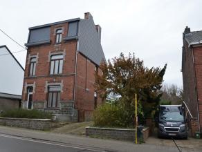 4460 GRACE-HOLLOGNE - Rue Sainte Anne, 100. Magnifique maison de Maître 4 façades à rénover, offrant de nombreuses possibil