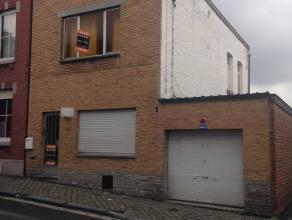 4100 Seraing - Rue de la Forêt, 212. Maison en bon état général actuellement transformée en 2 appartements 1 chambre