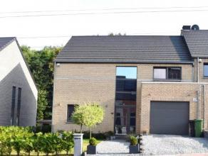 Option-Grâce-Hollogne, superbe villa 3 façades de 2010 idéalement située dans un quartier résidentiel en cul de sac
