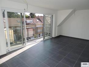 """Laeken - Quartier Heysel, mtro """"Baudouin"""", splendide Appartement Duplex de 128m² dans une construction neuve et compos : Au 3eme tage: Hall d'ent"""