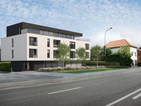 """""""Residentie STAAIEN"""" is een tijdloos, hedendaags nieuwbouwproject op een van de meest bruisende locatie van Sint-Truiden. Aan de voorzijde ligt de sit"""