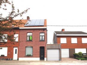 De woning in de kouterweg 24 heeft een perceel van 213m² en valt onder het klein beschrijf. De zonnepanelen met groenestroomcertificaten (3/jaar