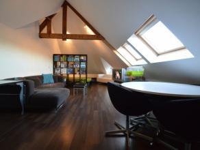 Studio in het centrum van Dendermonde Prachtig gemeubelde studio in het centrum van Dendermonde.Verder heeft de studio een mooi uitzicht op de Oude De