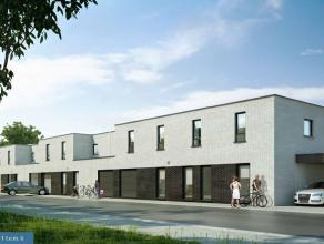 Moderne nieuwbouw woningen met een moderne en strakke stijl. Sterke energie zuinigheid gecombineerd met modern wooncomfort, gelegen in een zeer rustig