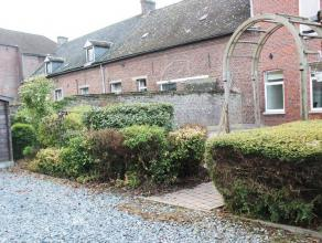 A proximité du vieux chemin de Binche très belle propriété, entièrement rénovée et aménag&eacu