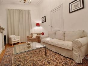 Quartier Terdelt maison meublé  4 chambres à louer situé dans une rue calme, proximité de l'otan et de la commission europ