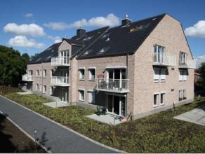"""Appartement aurez-de-chaussée dans la Résidence """"Les Villas"""", situé dans un quartier calme et aéré de Tubize,"""