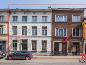 Prachtig renovatieproject op zeer goede locatie in hartje Gent in de nabijheid van winkels, openbaar vervoer en alle belangrijke toegangswegen! Dit ui
