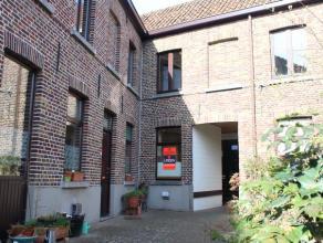 Mooie, gezellige woning nabij het centrum van het geliefde Gent. Deze leuke woonst zal jou meteen bekoren dankzij de lichtrijke ruimtes en de leuke li