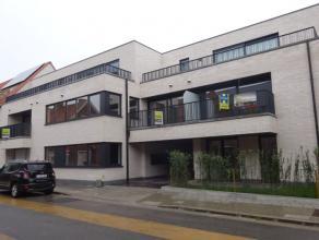 Ruim en lichtrijk nieuwbouwappartement met 2 slaapkamers Rustig gelegen nieuwbouwappartement op de 1e verdieping. Bestaande uit ruime inkomhal met ves