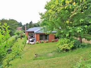 CAP SUD Waterloo vous propose cette lumineuse villa de plain pied, sise sur un terrain de 7ares 43ca au coeur du Chenois, à proximité de