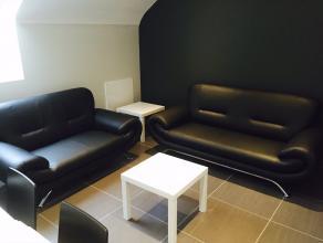 Dans une nouvelle construction, studio meublé en collocation pour étudiant ou stagiaireComposition:Hall d'entrée, WC, buanderie,