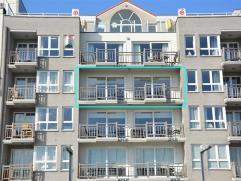 Dit instapklaar 2-slaapkamer appartement kijkt uit op de prachtige jachthaven van Zeebrugge. De grote raampartijen zorgen voor een aangenaam en mooi l