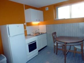 SART TILMAN - Dans un petit immeuble - studio de +/- 45M². Au rez arrière d'un petit immeuble, 2 pièces contigües avec douche,