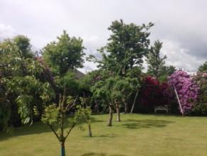 Eigendom Te koop Perceel bouwgrond van 966 m² te koop voor open bebouwing. Orintatie van de tuin is zuid gericht. Geen bouwverplichting. Stedenbo