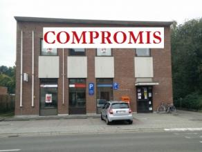 COMPROMIS bpost wordt huurder van het agentschap (ca.115m²) aan 11.500/jaar.Partijen komen overeen dat zij gelijktijdig met de ondertekening van