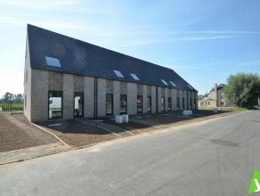 Modern en zonnig woonproject aan de rand van Rieme, met een uitgestrekt uitzicht. Dit project biedt 6 stijlvolle en kwalitatief hoog afgewerkte woning